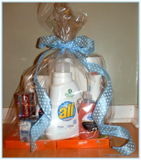 A Simple DIY Housewarming Gift