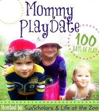 mommy playdate button200